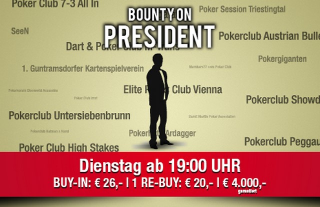 Bounty On President 2015